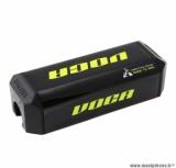 Mousse de guidon Voca HB28 pour motocross couleur jaune