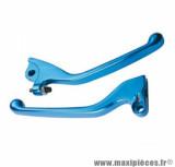 Levier Tun'r bleu pour moto derbi gpr / xp6