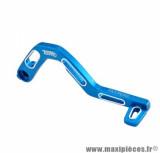 Pedale frein Tun'r alu lighty bleu pour 50 a boite derbi senda