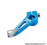 Biellette embrayage Tun'r pour moto derbi / senda / gpr alu lighty bleu