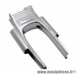 Grille capotage de fourche chrome pour cyclomoteur peugeot 103 mvl / vogue