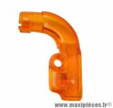 Couvercle poignée de gaz targa pour cyclomoteur