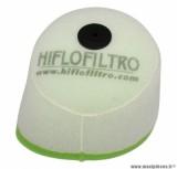 Filtre à air Hiflofiltro HFA1012 pièce pour Moto : HONDA CR 250 R 1989>1999, CR 500 R 1989>