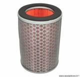 Filtre à air Hiflofiltro HFA1602 pièce pour Moto : HONDA CBF 500 2004>2008, CBF 600 2004>2007, 600 HORNET 2002>2006