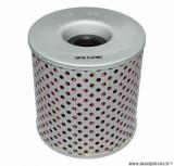 Filtre à huile Hiflofiltro HF126 (80x83mm) pièce pour Moto : KAWASAKI Z 750 2009>, Z 900, Z 1000, Z 1300