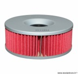 Filtre à huile Hiflofiltro HF146 (101x40mm) pièce pour Moto : YAMAHA 750 XS, 850 XS, 1100 XJ, 1100 XS 1100, 1200 V-MAX, 1200-1300 VENTURE