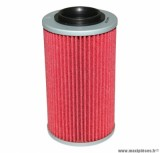 Filtre à huile Hiflofiltro HF564 (54x96mm) pièce pour Moto : BUELL 1125 CR 2009>2010, 1125 R 2008>2010 *Prix spécial !