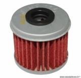 Filtre à huile Hiflofiltro HF116 (38x36mm) pièce pour Moto : HONDA CRF 250 R, CRF 450 R-HM CRE 250-450-HUSQVARNA TC 250, TE 250