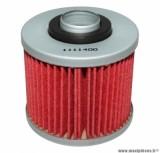 Filtre à huile Hiflofiltro HF145 (55x58mm) pièce pour Moto : YAMAHA 250 VIRAGO, 535 VIRAGO, 850 TDM, 600 XT, 1100 XVS