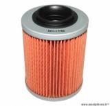 Filtre à huile Hiflofiltro HF152 (56x74mm) pièce pour Moto : APRILIA 1000 CAPONORD, RSV-V2, TUONO V2