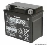 Batterie 12v 6 ah ytz7s yuasa sans entretien gel pret a l'emploi (lg113xl70xh105) pièce pour Scooter, Mécaboite, Maxi Scooter, Moto, Quad