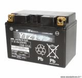Batterie 12v 11,8ah ytz14s yuasa sans entretien gel pret a l'emploi (lg150xl87xh110) pièce pour Scooter, Mécaboite, Maxi Scooter, Moto, Quad