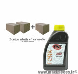 Opération 12+12 huile fourche 5w 20w tnt oil (500ml)