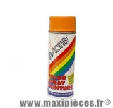 Bombe peinture motip glycero orange (400ml)