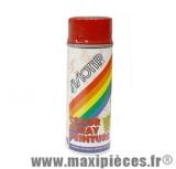 Bombe peinture motip glycero rouge rubis brillant (400ml)