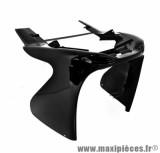 Prix spécial ! Tablier avant / face avant inférieur noir type origine pour scooter nitro / aerox de 97 à 2012