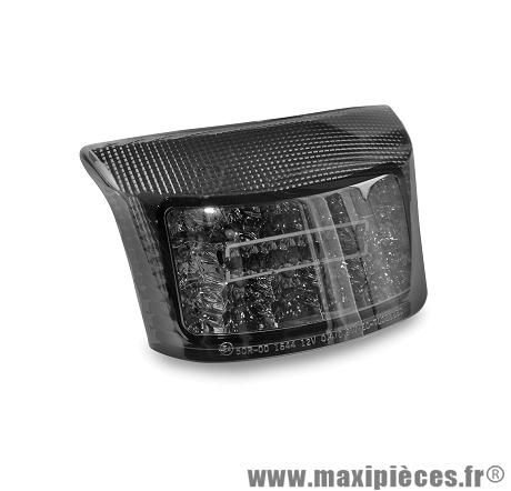 feu arri re fum leds homologu eclairages booster bw 39 s maxi pi ces 50. Black Bedroom Furniture Sets. Home Design Ideas