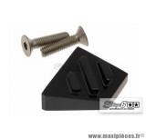 Pédale de kick «SSP EVO» Stage 6 couleur noir pour MBK / Peugeot