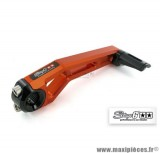 Kick de démarrage Stage 6 «EVO MKII» couleur orange pour MBK / Peugeot