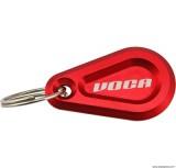 Porte clés rouge de la marque Voca Racing