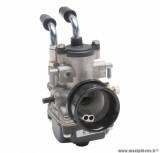 Carburateur dellorto phbg 17 dd (montage souple - avec graissage - sans depression - starter a cable) (ref 2684) pièce pour Scooter, Mécaboite, Mobylette, Maxi Scooter, Moto, Quad