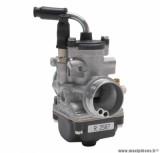 Carburateur dellorto phbg 17,5 ad (montage rigide - sans graissage - starter a cable) (ref 2585) pièce pour Scooter, Mécaboite, Mobylette, Maxi Scooter, Moto, Quad