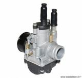 Carburateur dellorto phbg 19 DS avec graissage/dépression/starter a cable (réf 2631) pièce pour Scooter, Mécaboite, Mobylette, Maxi Scooter, Moto, Quad