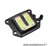 Clapet scooter Top Perf carbone pour mbk 50 booster, stunt / yamaha 50 bws, slider