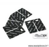 Lamelles de boîte à clapets Stage 6, tressage 45 degrés, carbone épaisseur 0,35mm pour V-Force Minarelli / Piaggio