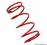 Ressort correcteur de couple pour embrayage scooter mbk booster, nitro / yamaha bws, aerox / aprilia sr / malaguti f12 rouge