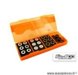 Boîte de Galets/Rouleau Stage 6 réglables de 4 à 5,5gr, diamètre 15x12mm