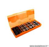 Boîte de Galets/Rouleau Stage 6 réglables de 5,5 à 7gr, diamètre 16x13mm