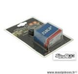 Kit roulement avec joints spy, cage acier, marque Stage 6 C4 pour Peugeot Speedfight / Trekker