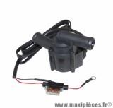 Pompe a eau electrique malossi 12v pièce pour Scooter, Mécaboite, Mobylette, Maxi Scooter, Moto, Quad