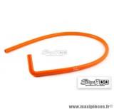 Durite de refroidissement coudée Stage 6 R/T HQ longueur 1m, 24/18mm couleur orange