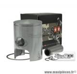 Piston 50cc Alu cote B marque Stage 6 diamètre 40mm pour Piaggio / AM6 / Derbi