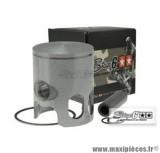 Piston 50cc Alu cote C marque Stage 6 diamètre 40mm axe de 10mm pour MBK Booster / Nitro / Ovetto