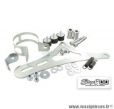 Set de fixation de pot d'échappement R1400 Piaggio - Stage 6