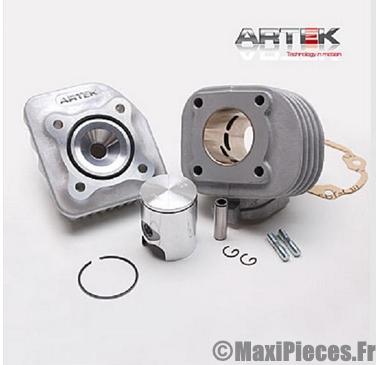 kit haut moteur artek k2 pour ovetto evolis sr50 neos ...