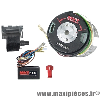 Allumage mvt premium à rotor interne avec éclairage : mbk 51