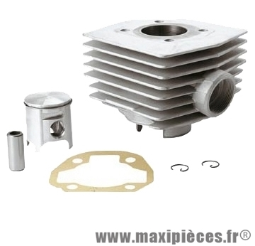 kit haut moteur doppler er1 alu : mbk 51 magnum passion racing rock 51v 50 ... ( refroidisement par air )