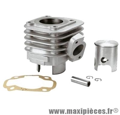 kit haut moteur doppler s1r alu : mbk ovetto mach-g pgo neos jog aprilia sr50 rally malaguti f10 f12 f15 ...