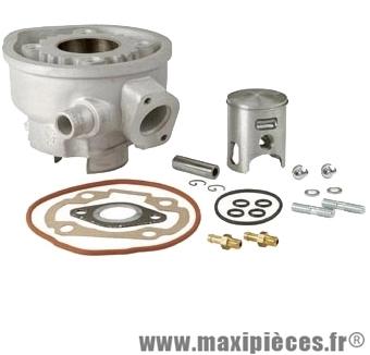 Kit haut moteur doppler s1r alu : mbk nitro mach-g yamaha aerox f12 aprilia sr50 malaguti f15 ...