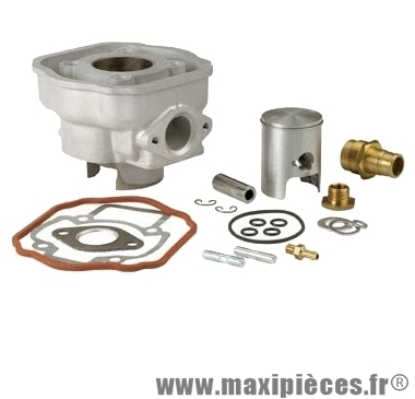 Kit haut moteur doppler s1r alu : gilera runner dd sp purejet dna piaggio nrg zip aprilia sr 50 derbi gp1 atlantis ...