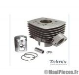 Prix spécial ! kit haut moteur cylindre fonte peugeot 103 air bride