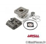 Kit haut moteur airsal alu pour peugeot 103 liquide xplc clip rcx ...