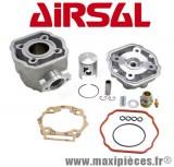 haut moteur airsal alu pour motorisation piaggio euro 3 : euro 3 aprilia rs rx 50 derbi gpr senda drd x-treme sm 50 gilera ...