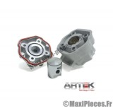 haut moteur 50 à boite artek k2 alu moteur euro2 ebe050 ebs050 : derbi senda gpr bultaco astro x-treme x-race gilera gsm ...