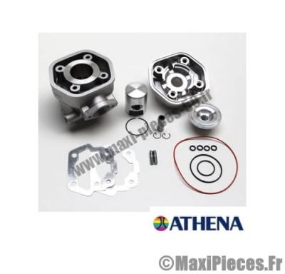 haut moteur 50cc à boite athena alu nikasyl moteur euro2 ebe050 ebs050 : derbi senda gpr bultaco astro x-treme x-race gilera gsm ...