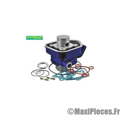 kit haut moteur 50 cc carenzi :   peugeot elystar metal-x speedfight 1 et 2 wrc x-fight 1 et 2 ...